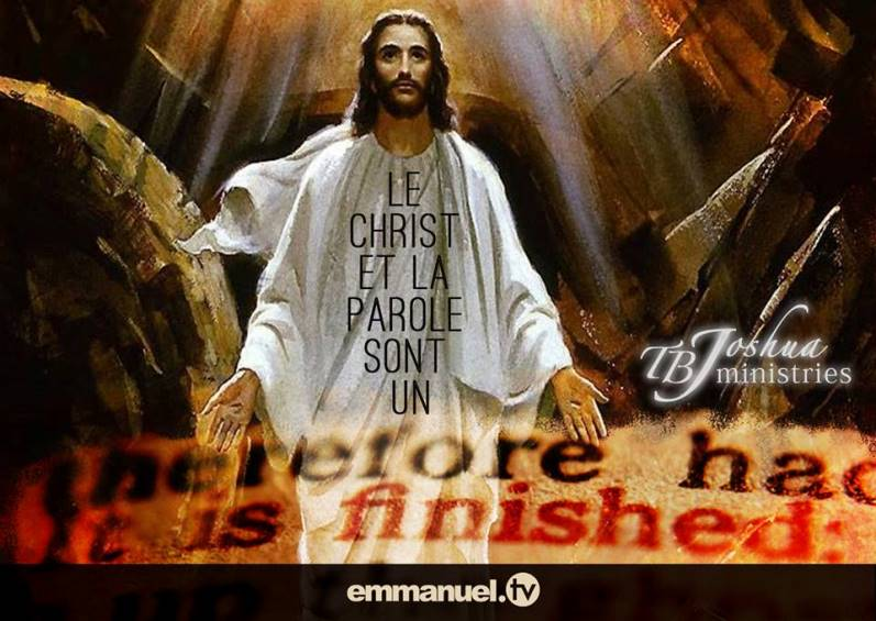 Le Christ et la Parole sont Un